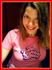 Camiseta Spring Chocolate & Letters